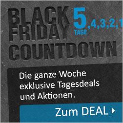 BlackFriday Countdown
