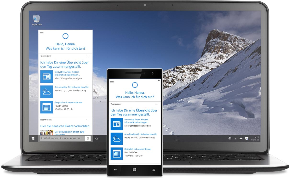 Windows 10 bei computeruniverse