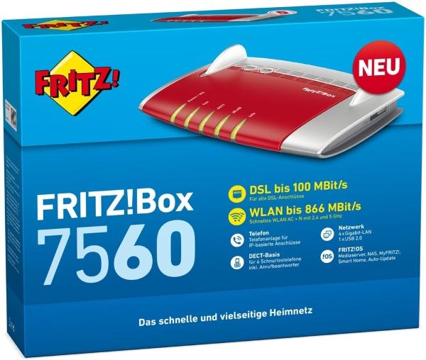 AVM FritzBox 7560 bei computeruniverse kaufen