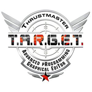 Thrustmaster TPR Premium Rudersystem mit TARGET Software bei computeruniverse kaufen