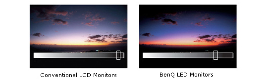 BenQ GL2450HT bei computeruniverse kaufen