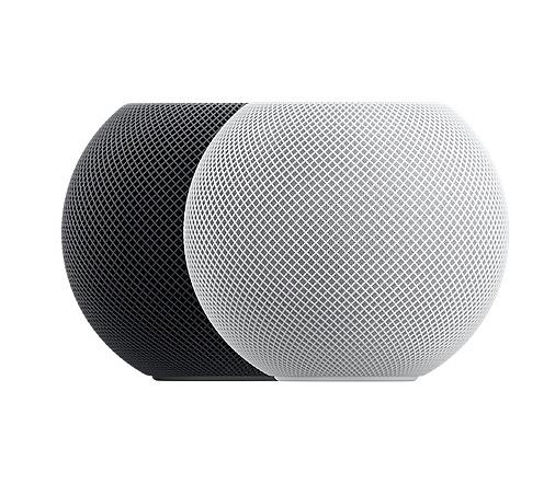 Der neue Apple HomePod mini ist jetzt bei computeruniverse in den Farben space-grau und weiß erhältlich