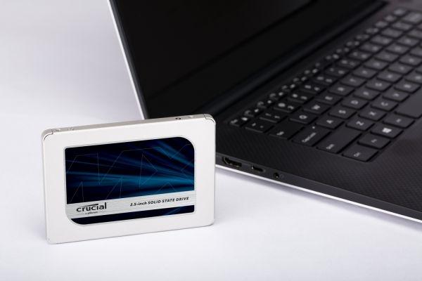 Crucial MX500 mit bis zu 2TB bei computeruniverse kaufen