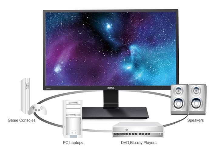BenQ GW2270HM Monitor bei computeruniverse kaufen