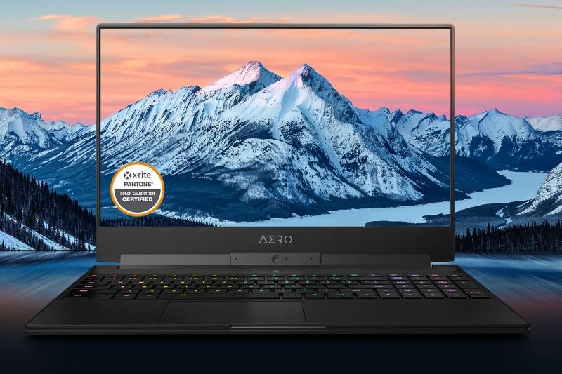 GIGABYTE Aero Classic Series Premiumnotebook bei computeruniverse