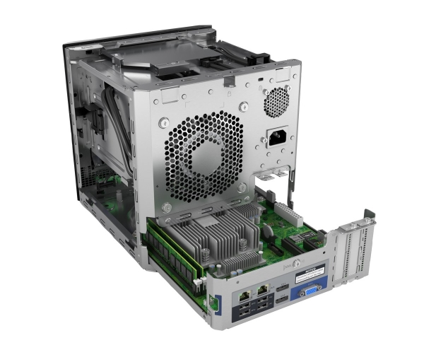 HPE ProLiant Gen10 Microserver avaiable at computeruniverse