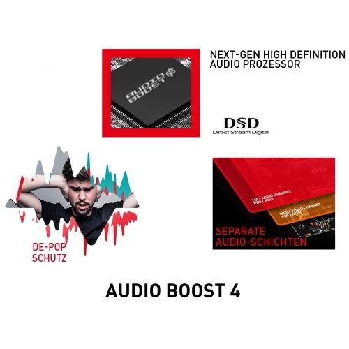 MSI Aegis Ti3 VR7RF Ultra Gaming PC mit hochwertiger Tonqualität bei computeruniverse