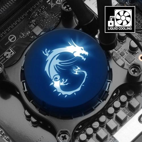 MSI Aegis Ti3 VR7RF Ultra Gaming PC mit integrierter Wasserkühlung bei computeruniverse