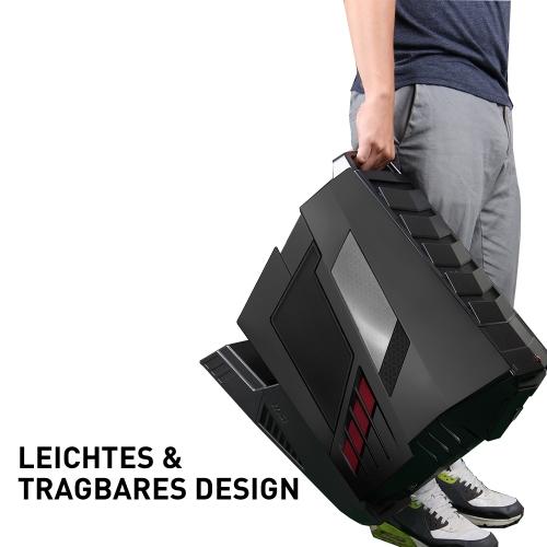 MSI Aegis Ti3 VR7RF leicht transportabler Ultra Gaming PC mit kompaktem Case bei computeruniverse