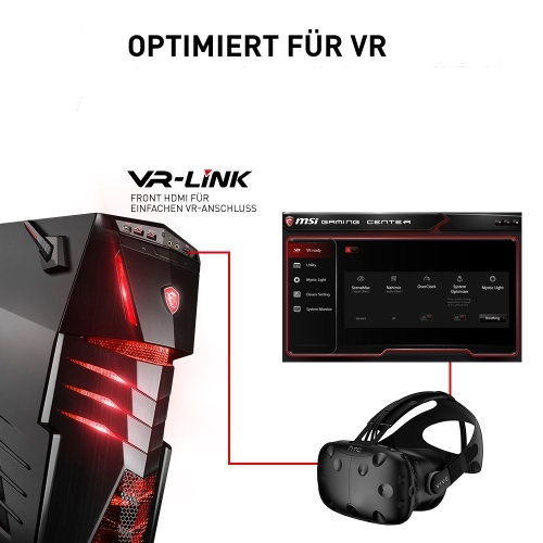 MSI Aegis Ti3 VR7RF VR-Ready Ultra Gaming PC bei computeruniverse