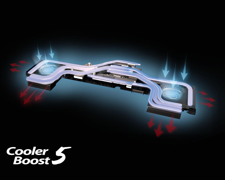MSI GE7VR Gaming Notebook mit leiser Kühlung bei computeruniverse