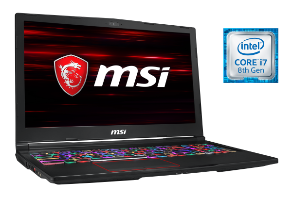 MSI GE63 8R Raider-Series Gaming Notebook bei computeruniverse kaufen