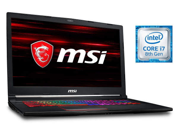 MSI GE73 8R Raider-Series Gaming Notebook bei computeruniverse kaufen