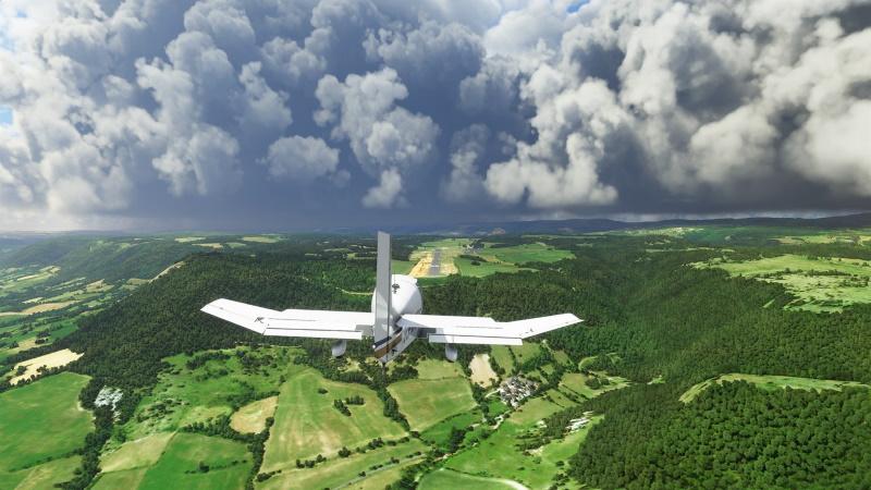 Anspruchsvolles Fliegen mit dem Microsoft Flight Simulator 2020