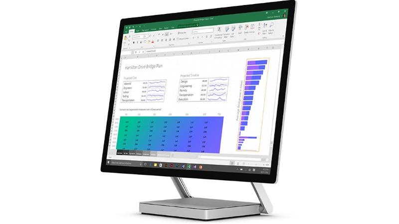 Microsoft Surface mit leistungsstarker Hardware bei computeruniverse kaufen