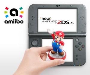 Nintendo New 2DS XL mit amiibo-Unterstützung
