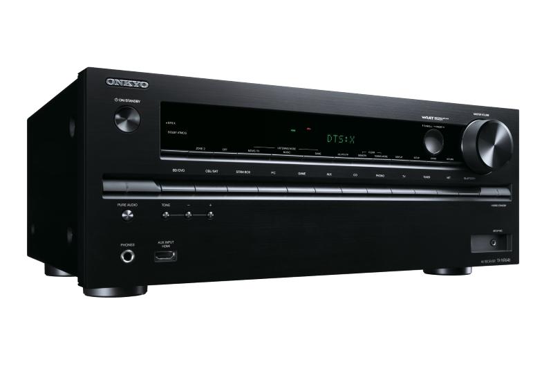 Onkyo TX-NR646 7.2-Kanal-AV-Netzwerk-Receiver für modernes Heimkino bei computeruniverse kaufen