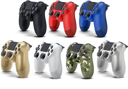 Die neue Revision des DualShock 4 Controllers bei computeruniverse kaufen