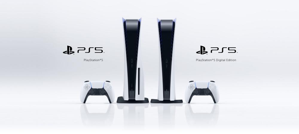 Die neue Sony PlayStation 5 (PS5) jetzt bei computeruniverse