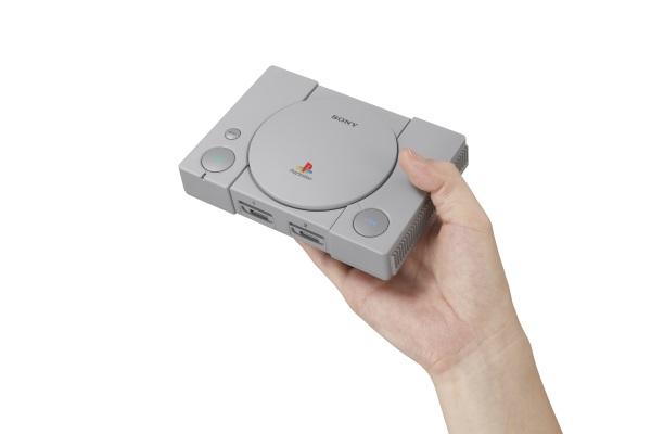 Die Sony Playstation Classic bei computeruniverse bestellen