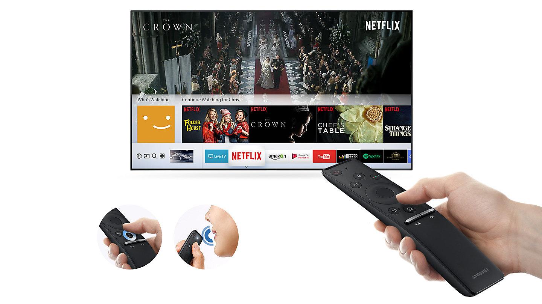 Samsung 4K UHD Smart-TV der MU6179-Serie bei computeruniverse kaufen