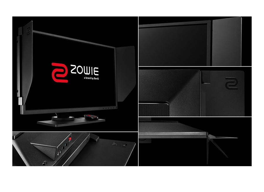 BenQ Zowie XL2540 240 Hz Monitor mit Fokusblende