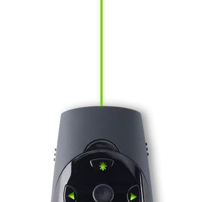 Kensington Expert Presenter grüner Laser