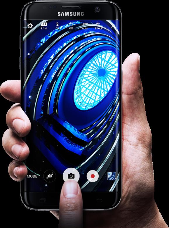 Samsung Galaxy S7 (Edge) Kamerafunktionen