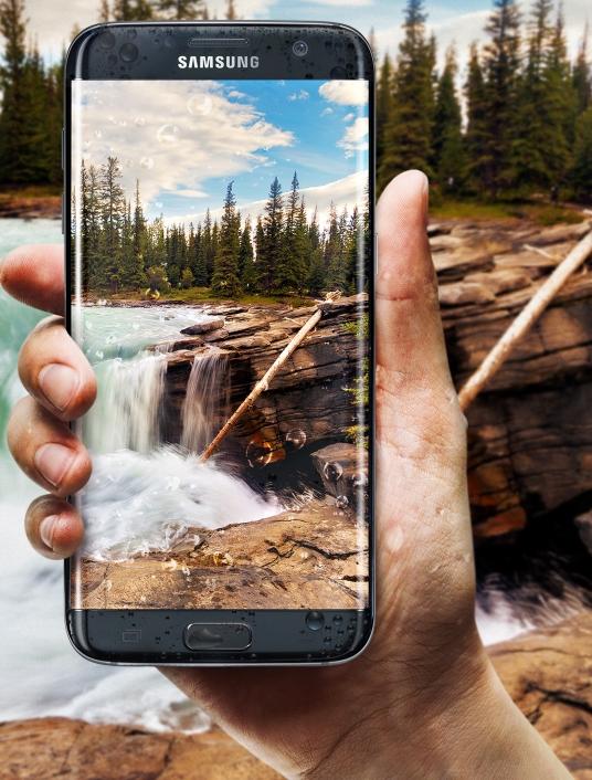 Samsung Galaxy S7 (Edge) IP68 Zertifiziert
